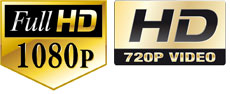 hd 1080p and 720p surveillance systems